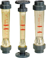 Variable Area Flowmeters from Tecfluid