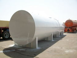 TANK MFRS & SUPPLIERS