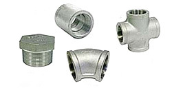 Stainless & Duplex Steel Pipe Fittings