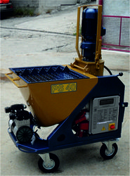 Plastering /Ready Mixed building material sprayer