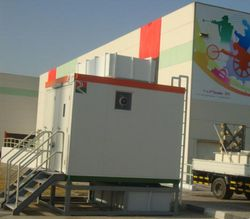 hire of toilet units in Qatar