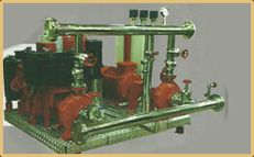 Aquaplus Fire Pumps