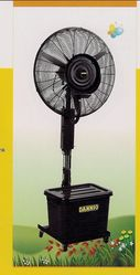 WATER MIST FAN SUPPLIER IN ABUDHABI