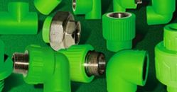 Power therm PP-R Pipes & Fitting suppliers UAE