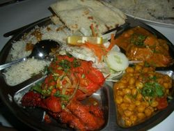 Delicious Indian Food in Abudhabi