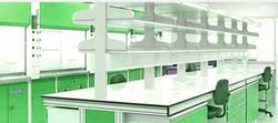 Laboratory furniture and Dental cabinets