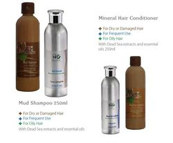 Mud Shampoo & Conditioner