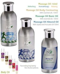 Massage & Body Oil