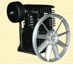 AIR COMPRESSOR FOR GROUT PUMP