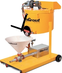 PNEUMATIC OPERATED GROUT PUMP IN UAE