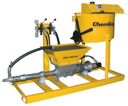 UNDERWATER GROUT PUMP FOR SALE