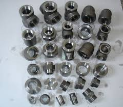 304 Stainless Steel Forged Fittings