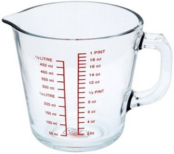 Liquid Measuring Jars