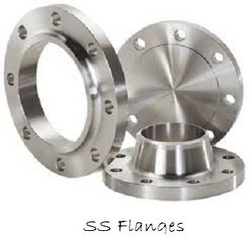 Stainless Steel Flange Stockist