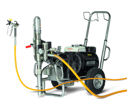 Stucco Spraying equipment UAE