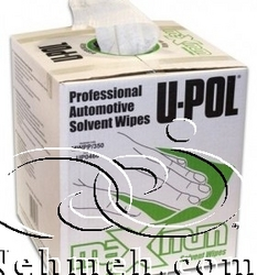Dry Solvent Wipes