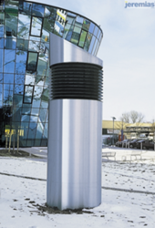 STAINLESS STEEL VENTILATION SYSTEM