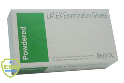 ARIES LATEX POWDERED GLOVES IN UAE
