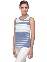 Levi's Slim Fit Sleeveless Tanks For Women - Mediu