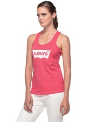 Levi's Slim Fit Sleeveless Tanks For Women - XL, P