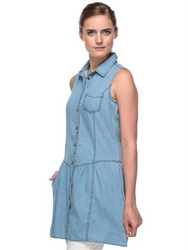 Levi's Loose Fit Sleeveless Tunics For Women - Med