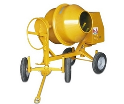 HIRE OF CONCRETE MIXER IN UAE
