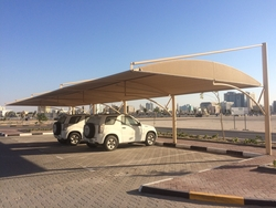 PYRAMID SHADES IN UAE