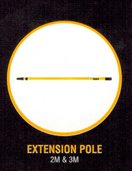 TOWER EXTENSION POLE 2M & 3M