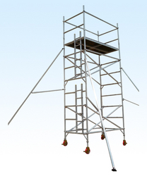 Single Width Mobile Scaffold Tower Supplier UAE