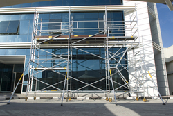 Bridge Way Scaffold In UAE