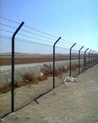 WELDED MESH FENCING SUPPLIERS