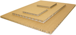 Honeycomb board Packaging Material In Uae