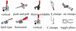 TOGGLE CLAMP SUPPLIER