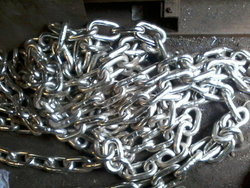 STAINLESS STEEL CHAIN IN SAUDI ARABIA