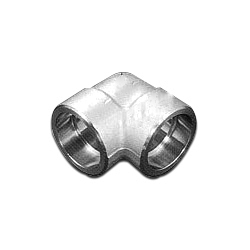 Stainless Steel 90 Degree Socket Weld Elbow