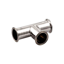 Stainless Steel 316 Tee Dairy Fittings