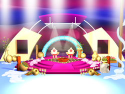 WEDDING & EVENTS STAGE DESIGN IN 3D & ANIMATION