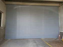 roller shutters in sharjah