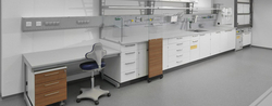 Laboratory Furniture - Bench