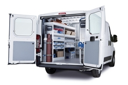 MOBILE WORKSHOP VAN EXPORT