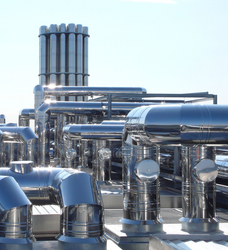 STAINLESS STEEL EXHAUST SYSTEM IN EGYPT