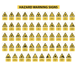 SAFETY SIGNS UAE