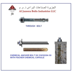 EXPANSION & WEDGE ANCHOR SUPPLIERS