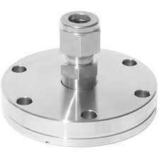 Flange to Tube Adapter
