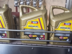 Diesel Engine Oil for truck 15W40 CH4 -Made in UAE