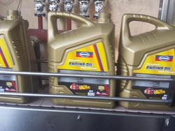 15W40 CH4 Made in UAE for sale by DANA Lubricants