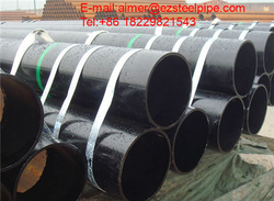 Welded Coated Carbon Steel Pipe