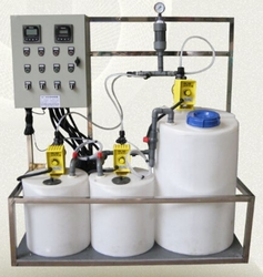 Chemical Dosing Systems in UAE