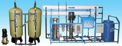WATER TREATMENT PLANT & ACCESSORIES IN UAE