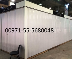 EXHIBITION STAND DOORS